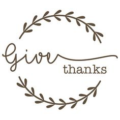 Thank You Quotes Discover Silhouette Design Store: Give Thanks give thanks Silhouette Cameo Projects, Silhouette Design, Fall Crafts, Christmas Crafts, Vinyl Projects, Vinyl Crafts, Cricut Creations, Cricut Vinyl, Chalkboard Art