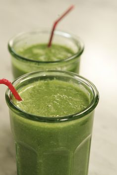 Glowing Green Smoothie- A Nutripy Original Recipe Original Recipe, Smoothie, Yummy Food, The Originals, Healthy, Green, Desserts, Recipes, Ideas