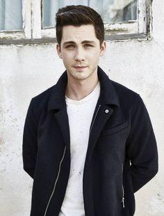 Logan Lerman for the magazine Flaunt, September 2014