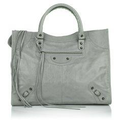 Balenciaga – Classic Weekender Bag Gris Glacé/Grey - Balenciaga Classic Weekender Bag Gris Glacé/Grey Handtaschen