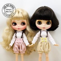 Clothes for Blythe with Shirts