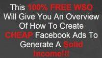 FREE VIDEO: Facebook Money Generator