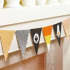 Halloween banner craft halloween crafts halloween decorations halloween crafts halloween ideas halloween decor halloween decoration halloween ideas