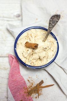 Crema di burro e miele alla cannella