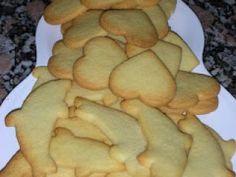 Galletas de mantequilla, Receta Petitchef