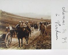 WWI, Verdun. Source; picclick fr