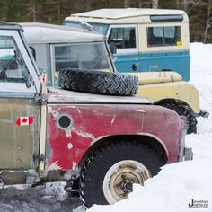 """JHeisler ( """"I would like to call this one Shades of Land Rover"""" Garden Sitting Areas, Best 4x4, Go Car, Range Rover Classic, Landrover Defender, Land Rovers, Defenders, Toys For Boys, 50 Shades"""