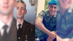 Kahreden detay! Şehit olmasalardı...: Hakkari'nin Çukurca İlçesi'nde terör örgütü PKK'lıların saldırısında iki gün arayla şehit olan piyade uzman çavuş 27 yaşındaki Haşim Yenigül ile piyade uzman onbaşı 25 yaşındaki Serkan Bursalı'nın yakın arkadaş oldukları aynı binada karşılıklı daire almayı kararlaştırdıkları ortaya çıktı