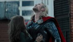Jane Foster x Thor