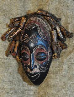 Africa Masks - Rasta Mask