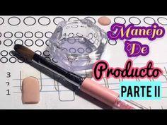 Control de Acrílico parte II Hoja de practica - YouTube Acrylic Nails At Home, Manicure Y Pedicure, Nail Polish Colors, Beauty Nails, Control, Lipstick, Nail Art, Make It Yourself, Youtube