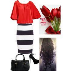 Sunday ◆ Apostolic Pentecostal Fashion ◆ John 4:8