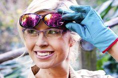 Kiata Purple Rain (Purple Mirror) Fitovers Sunglasses are made of crystal nylon frames and polycarbonate lenses for ultimate durability.