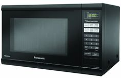 Buy & Save Panasonic 12 Cubic Feet Inverter Microwave Black from Panasonic at the Best Microwave Ovens With Hot Deals Best Countertop Microwave, Best Convection Microwave, Countertop Microwaves, Built In Microwave, Small Appliances, Kitchen Appliances, Cooking Appliances, Cooking Utensils