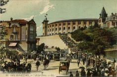 San Sebastián : a los toros, 19--?