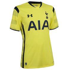 FlagWigs: Tottenham Spurs Under Armour Third Jersey Shirt Ki...