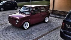 Fiat 126, Modified Cars, Small Cars, Cars And Motorcycles, Bike, Cool Stuff, Retro, Vehicles, Vintage Cars