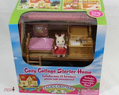 Mommy Katie: #Giveaway Holiday Gifts from Calico Critters