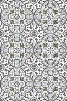 This Dutch inspired patterned tile featured on carrara marble is so elegant and will light up any traditional kitchen or powder room. The blues in this luxury tile will also look stunning on a limestone or travertine tile.