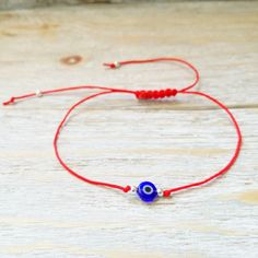 Evil eye bracelets... the perfect gift!