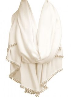 bridal+cover+ups+and+wraps | Coast Theresa Pearl Wrap, £35 - wedding cover ups - Woman And Home