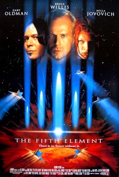 The Fifth Element-Leelo Dallas Multipass!