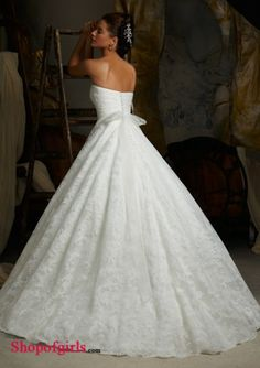 lace wedding dresses