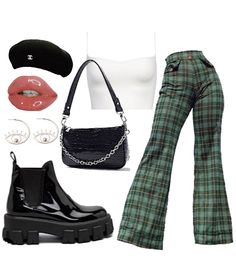 Kpop Fashion Outfits, Indie Outfits, Stage Outfits, Outfits For Teens, Cute Swag Outfits, Dope Outfits, New Outfits, Stylish Outfits, Slytherin Clothes