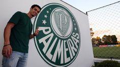 Egidio Palmeiras (Foto: Fabio Menotti / Ag. Palmeiras / Divulgação)