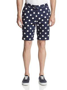 Jack Spade Men's Busby Dot Shorts