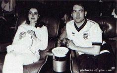 Hermosa pareja! Mary & Robert