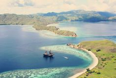 The ship is currently sailing in the East Indonesia seas while looking forward to expanding its range.