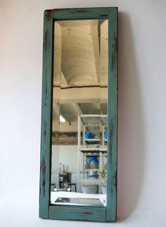 Antigua puerta-espejo | De Gloria en Gloria | Restauración y transformación de muebles y objetos