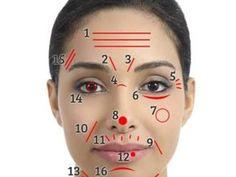 Rundum gesund: Was die Falten auf Ihrem Gesicht über Ihre Gesundheit aussagen