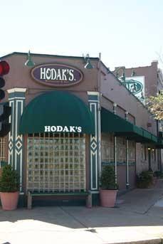 Hodak's Restaurant - Beat fired chicken around and fantastic price