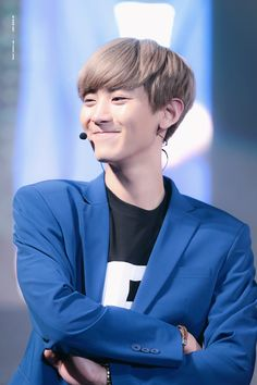 Chanyeol's smile ♥ - Album on Imgur