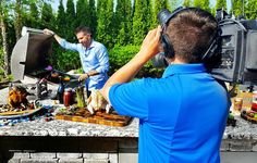 A Bachelor and His Grill  LIVE on FOX TV  Mouthwatering Memorial Day Recipes