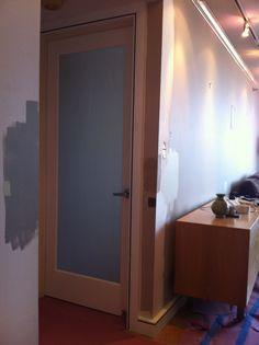 New Door trim
