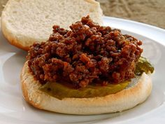 Sloppy Joes. I don't know if I ever used a recipe for the basic Sloppy Joe. They always seemed to come from standing in front of the fridge and rummaging through the cupboards as the clock st…