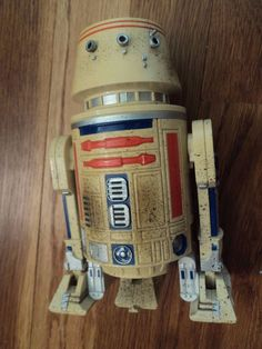 """SOLD!!! Rare Large Star Wars 7"""" Battle Droid Similar to R2D2 Action Figure #toys #collectibles #nerd #geek"""