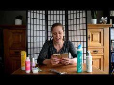 Ingrediënten van verzorgingsproducten - YouTube