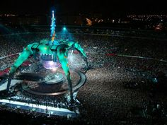 360 tour U2