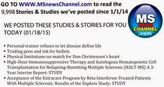 Sunday's news at http://www.MSnewsChannel.com