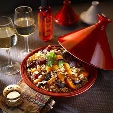 Tajine gerechten; met een tajine kan je veel! Een voorbeeld...