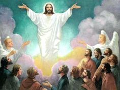 Más tamaños | Jesus Ascension to Heaven 32 | Flickr: ¡Intercambio de fotos!