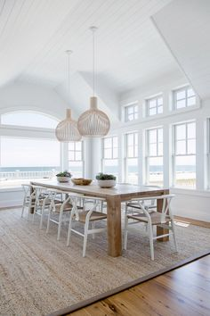 Are you dreaming of creating a Beach Cottage Style feel in your home? Learn what my top 4 design elements are to flawlessly achieve Beach Cottage style! Beach Cottage Style, Beach House Decor, Coastal Style, Beach House Interiors, Beach House Furniture, House On The Beach, Chic Beach House, Seaside Home Decor, Dream Beach Houses