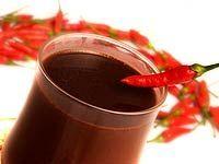 Receitas - Chocolate quente com pimenta - Petiscos.com