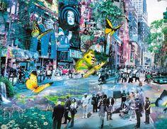 Garden of Evolution - Joseph Klibansky - Artist