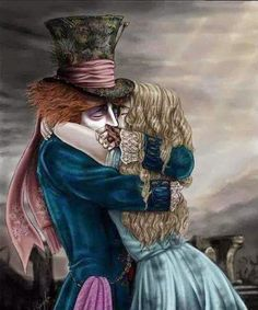 Johnny Depp Alice in wonderland Foto Face, Were All Mad Here, Jack Sparrow, Through The Looking Glass, Disney Quotes, Fantasy, Johnny Depp, Disney Art, Love Quotes