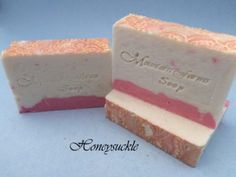 Honeysuckle Soap   Mountain Farms Soap